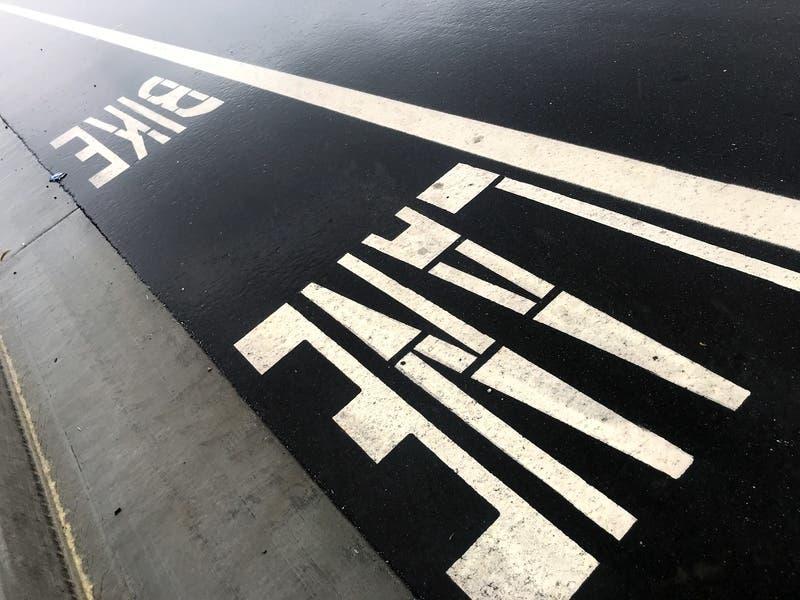 Austin Adds Bike Lanes Along Congress Avenue