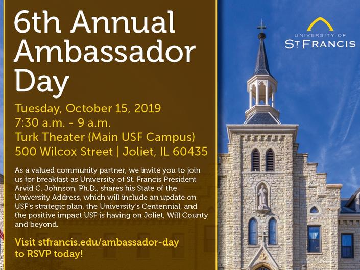 Community Partners, Area Leaders Invited to USF Ambassador