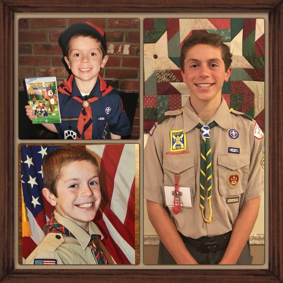 Wooster School's Simon Felicione Reaches Eagle Scout ... |Eagle Scout Politicians