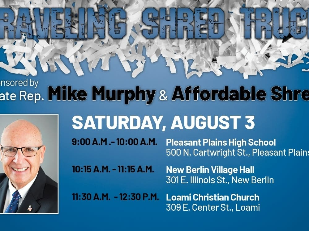 Rep  Murphy to Host Free Traveling Shred Trucks for Residents
