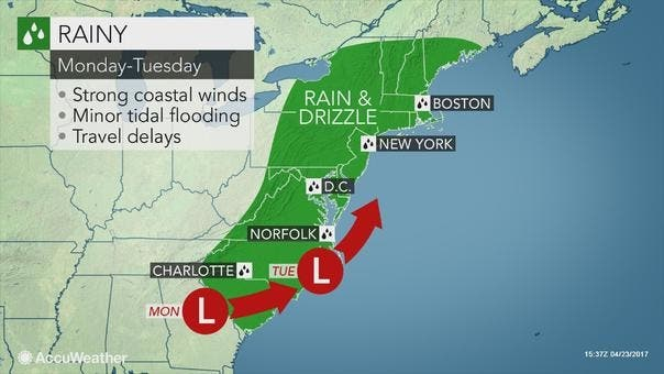 Newtown\'s Rainy Work Week Weather Forecast | Newtown, CT Patch