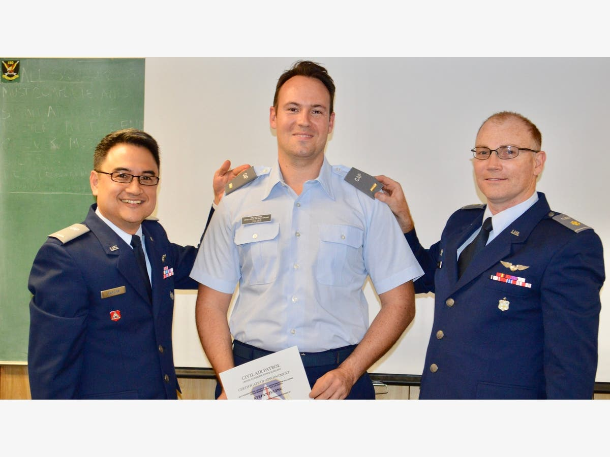 Civil Air Patrol Squadron Based – Meta Morphoz