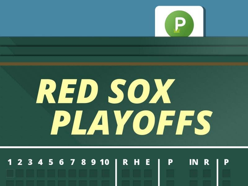 Boston Red Sox vs  Cleveland Indians: AL Division Series TV