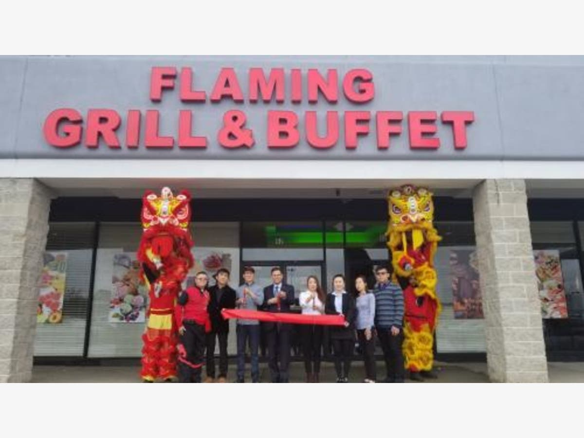 Fantastic Maldens Newest Buffet Gets Warm Welcome Malden Ma Patch Download Free Architecture Designs Barepgrimeyleaguecom