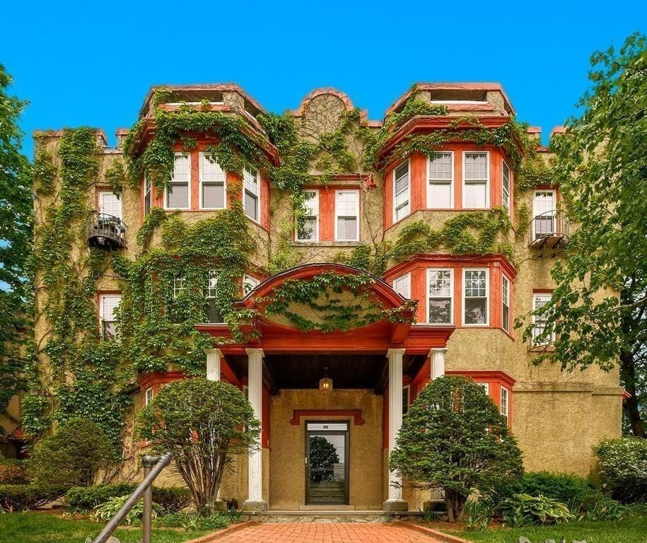 Melrose Ma Apartments: Melrose Apartment Could Grow On You