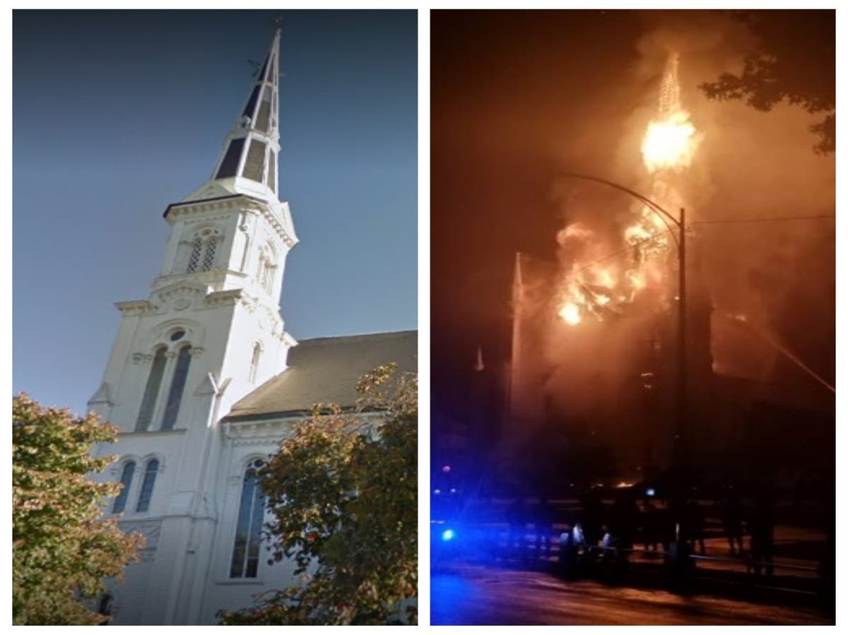 Wakefields First Baptist Church Before Google Maps And After Crenshaw Withycombe