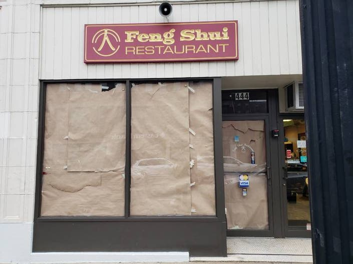 Feng Shui Restaurant Closed After Health Permit Revoked