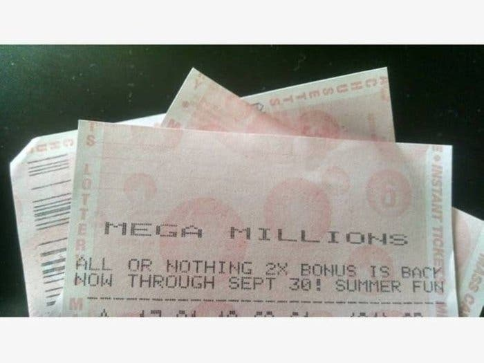 Mega Millions $1 Million Winner Sold At Massachusetts Store