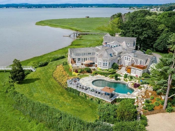 Chocolate Chip Cookie Creators MA Home For Sale For $8.9 Million