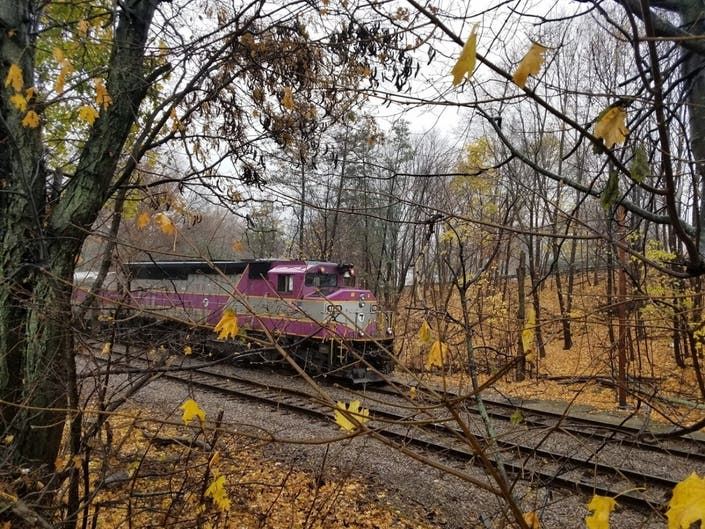 Commuter Rail Train Kills Person Second Person This Week