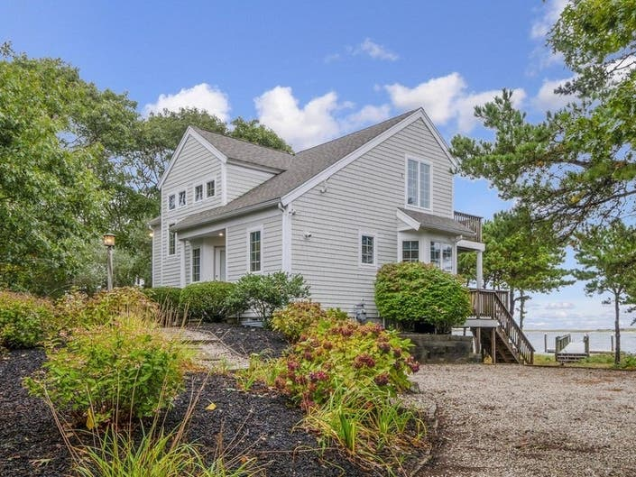 $4M Home On Little Piece Of Heaven Hits Market: New Listings