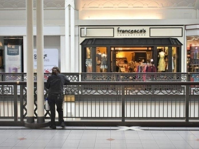 Thanksgiving, Black Friday Mall Hours 2020: What's Open, Closed