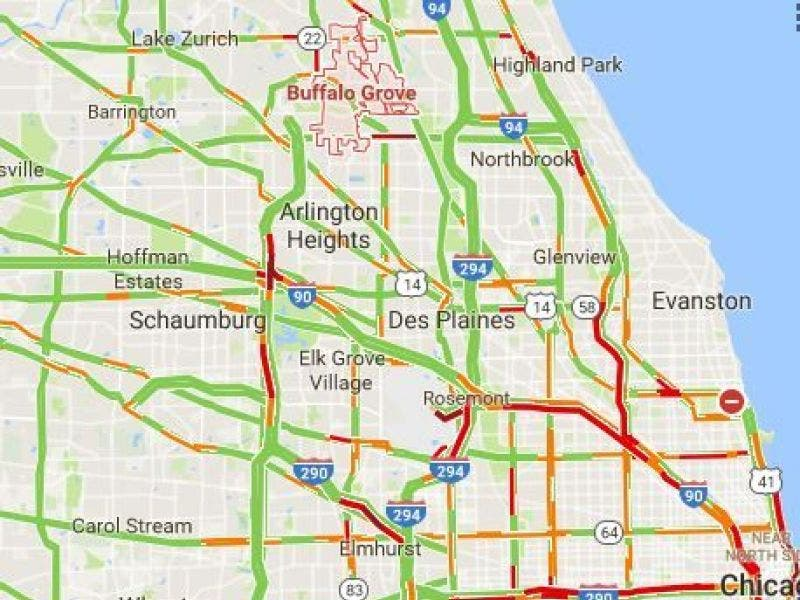 Construction Alerts from the Illinois Tollway Authority | Buffalo ...