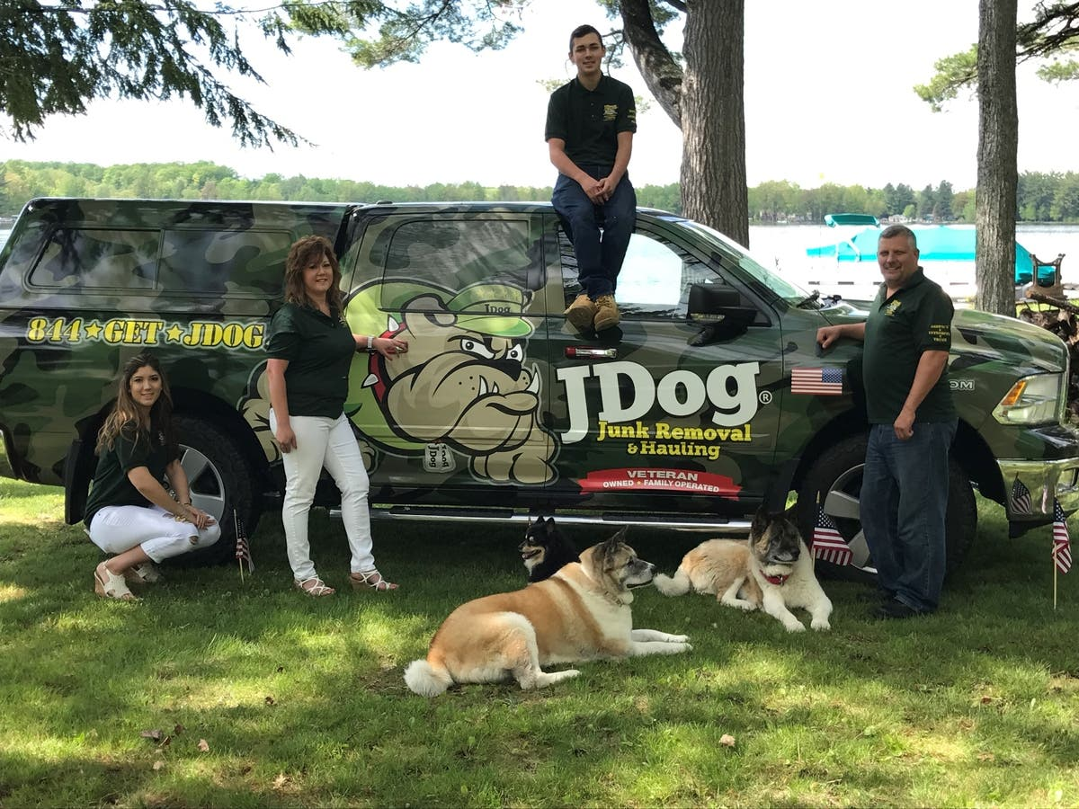 JDog Junk Removal & Hauling Opens Michigan Location   New