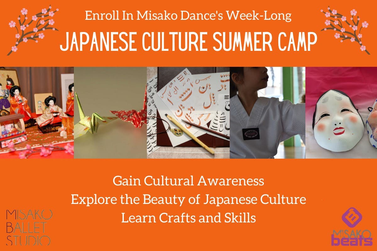Japanese Culture Summer Camp