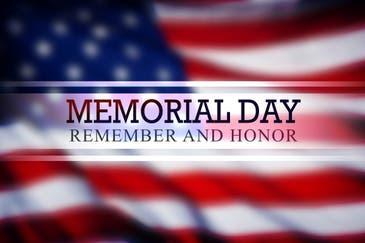 May 25 | Memorial Day 2020 | South Cobb, GA Patch