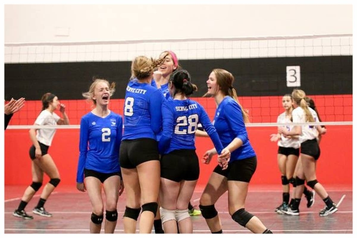 Serve City Volleyball Club hosting middle-school tryouts Oct  1
