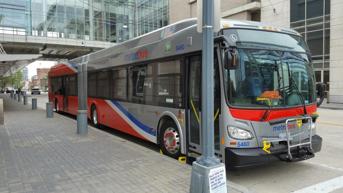 DC Metro Buses Are Angering Locals | Washington DC, DC Patch
