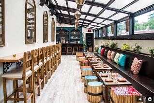 Latin Asian Fusion Restaurant Sakerum Opens Monday In Dc