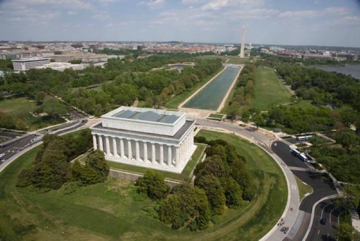 Washington, DC Patch cover image