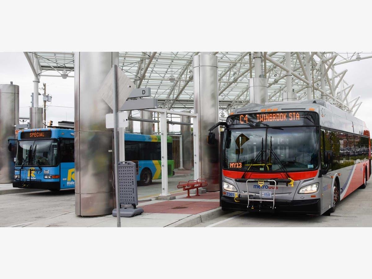Major Arlington Metrobus Route Eliminated (ICYMI