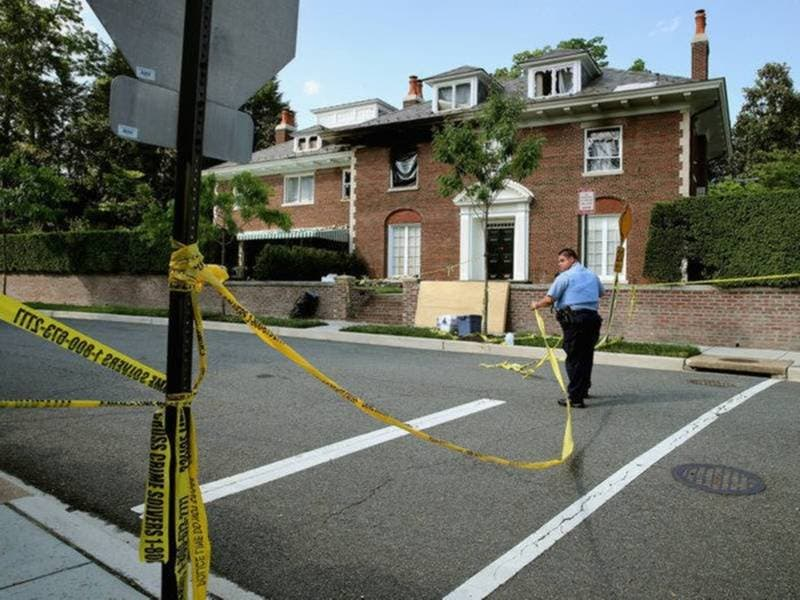 DC Mansion Murders: 10-Year-Old Possibly Burned Alive (ICYMI