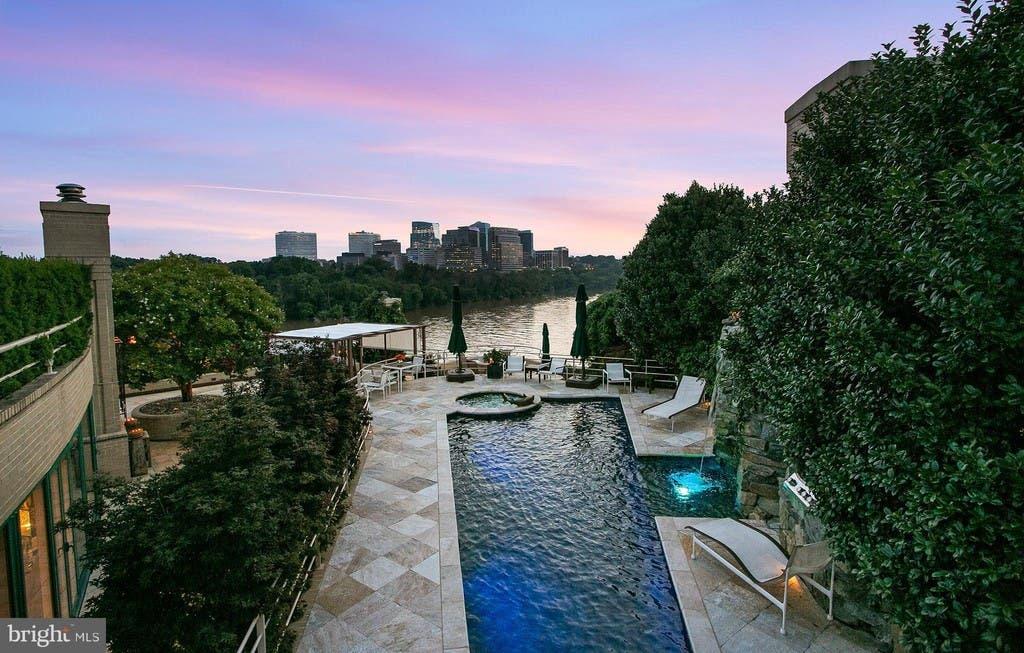 Look Inside: Incredible $7 Million Georgetown Penthouse
