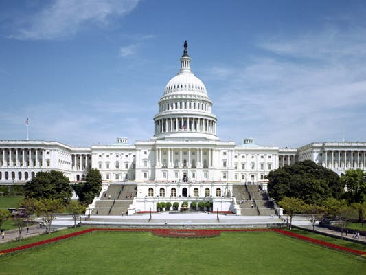 Tornado Warning In DC Leads To Ominous US Capitol Announcement