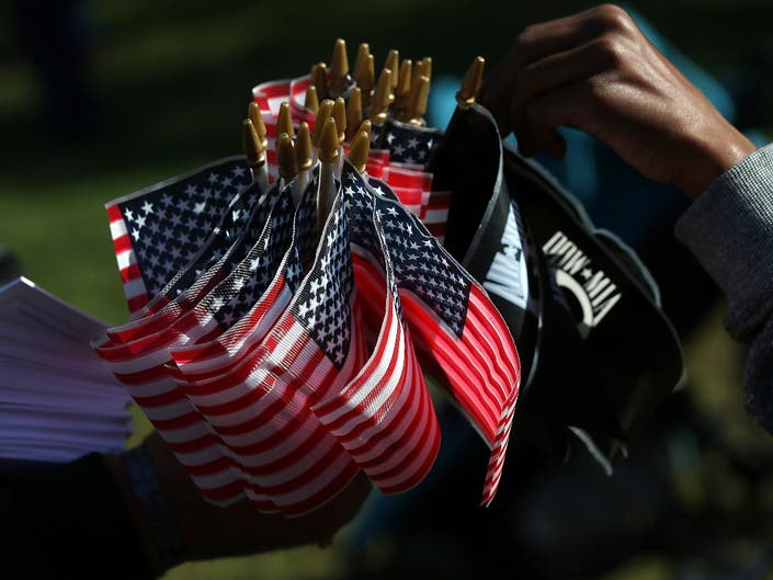 Memorial Day 2019 Arlington National Cemetery Ceremony: Info
