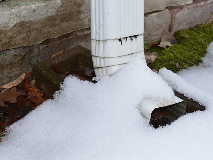 More Snow May Be Headed For DC Area   Patch PM