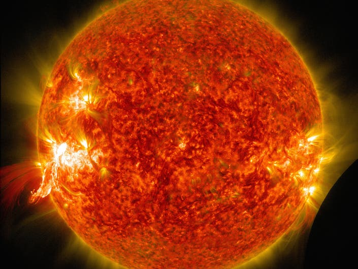 Nasa To Launch Mission To Touch The Sun Across America