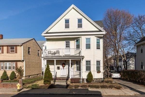 Multi family homes for sale medford ma
