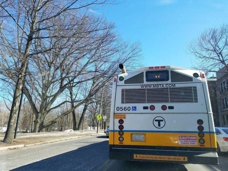 Arlington Select Board Approves Bus Lane On Mass  Ave