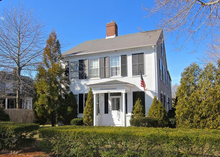 PEACE AND QUIET IN EDGARTOWN VILLAGE | Massachusetts