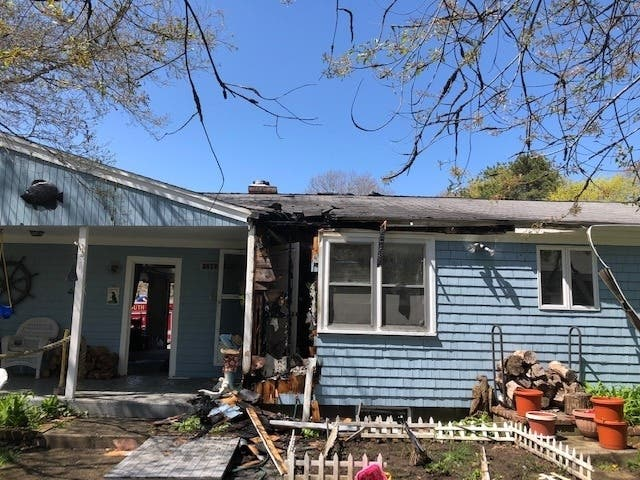 Cape Cod Fire Caused By Smoking Materials: FD | Barnstable