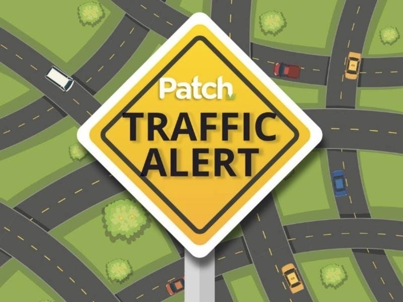 Rt  16 Crash: All Lanes Open At Santilli Circle | Medford, MA Patch