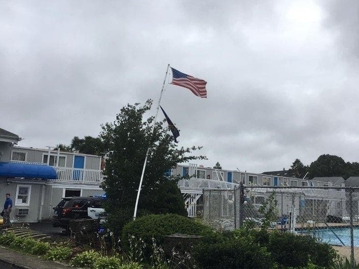 Asbestos Discovered At Cape Cod Hotel Hit By Tornado