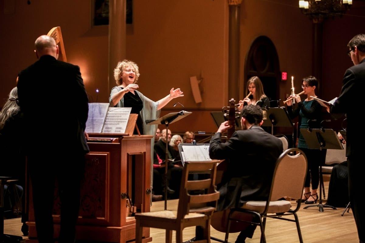 Italian Christmas Music.The Boston Camerata Presents Gloria An Italian Christmas