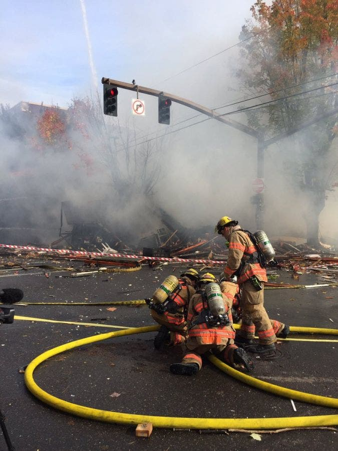 Portland Gas Explosion: Company Says it Was Their Subcontractor Who