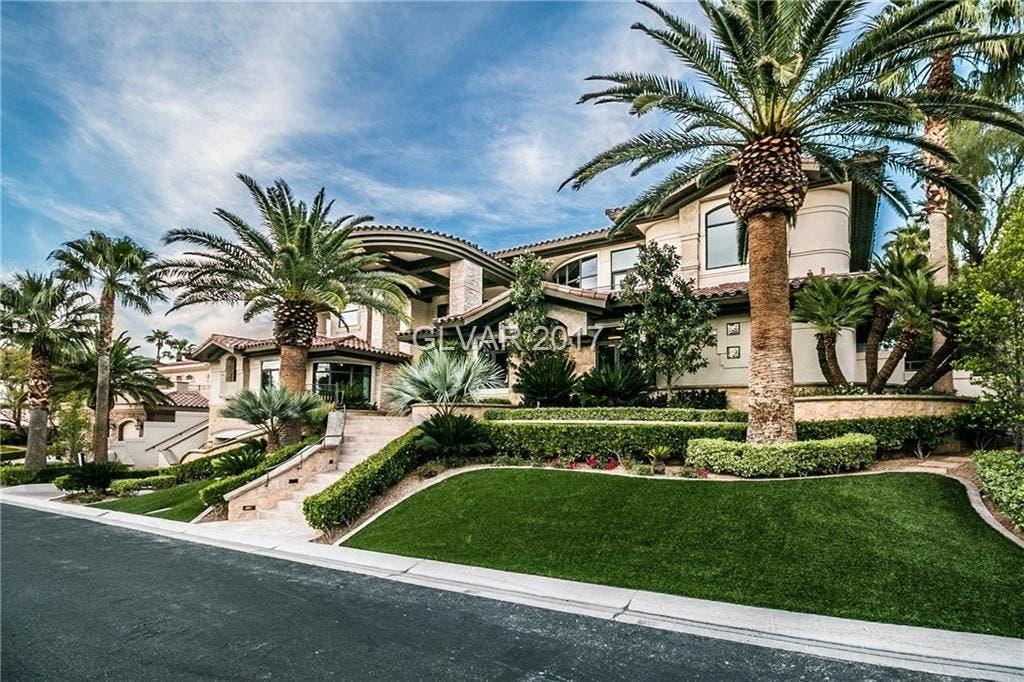 Wow! House In Las Vegas Was Nicolas Cage's Estate | Las Vegas, NV Patch
