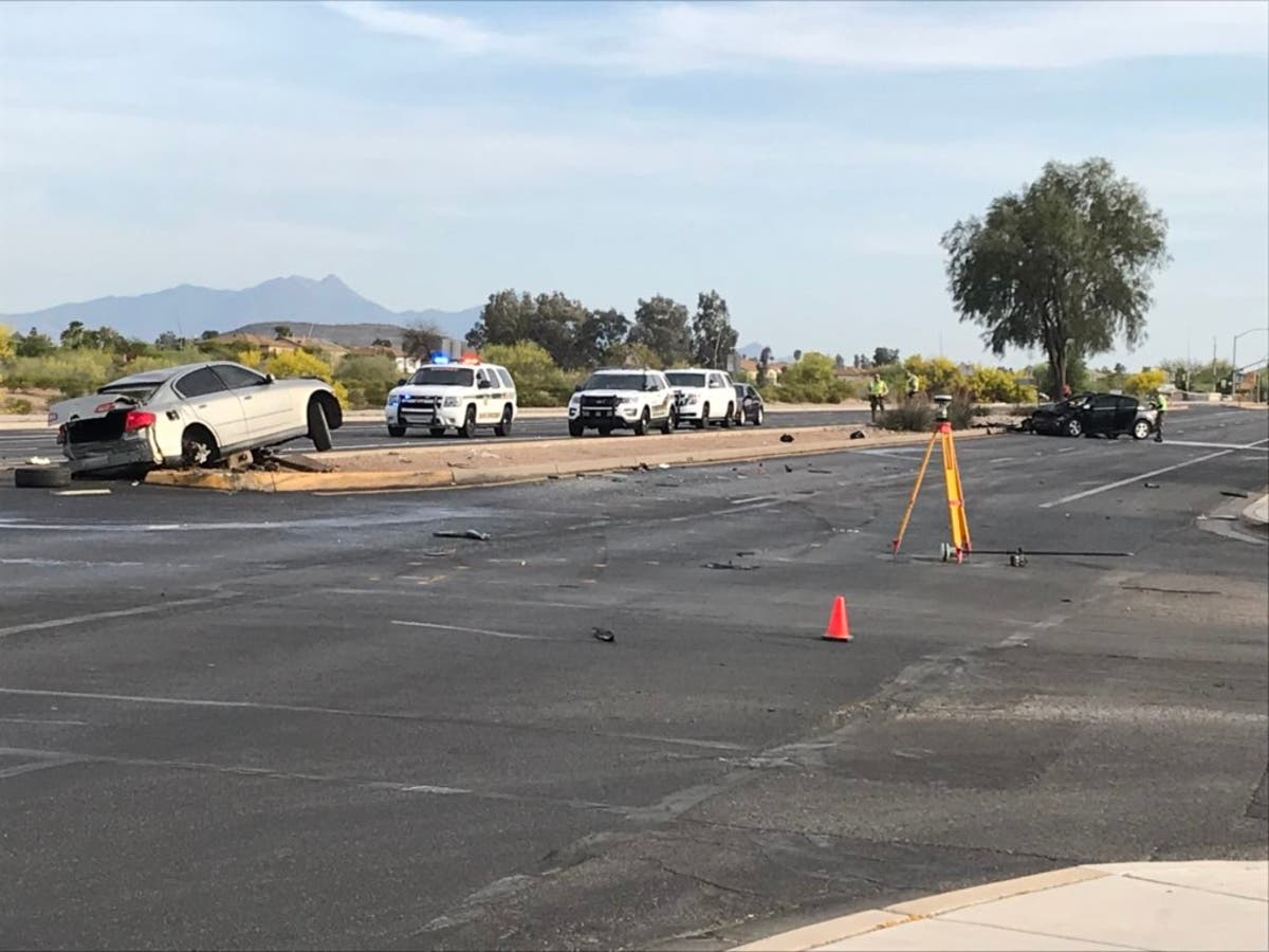 Infant Killed In Mission Road Crash | Tucson, AZ Patch