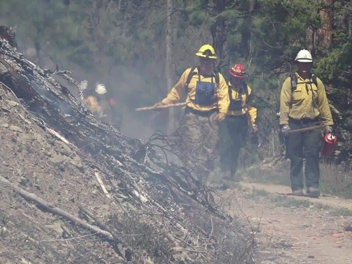 Washington Officials Warn Rising Temps Could Bring More Fires