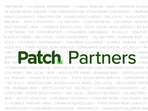 Secret Food Bank, Vaping, Cop Culture Clash: Patch Partner News
