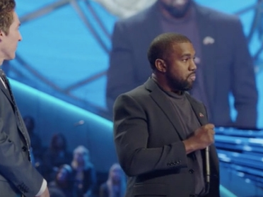 Kanye West Speaks At Joel Osteens Church Sunday: How To Watch