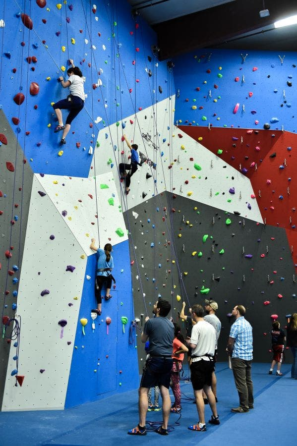 Premier Indoor Rock Climbing Gym Coming Soon To Long Island Hicksville Ny Patch