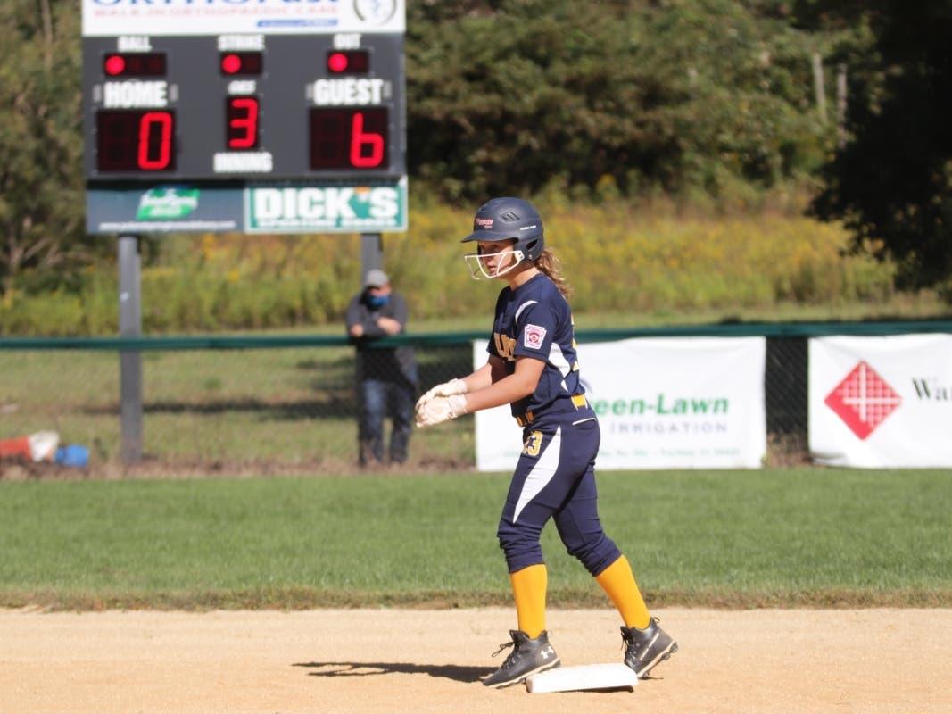 Milford LL 12u District Softball beats Seymour 9-1