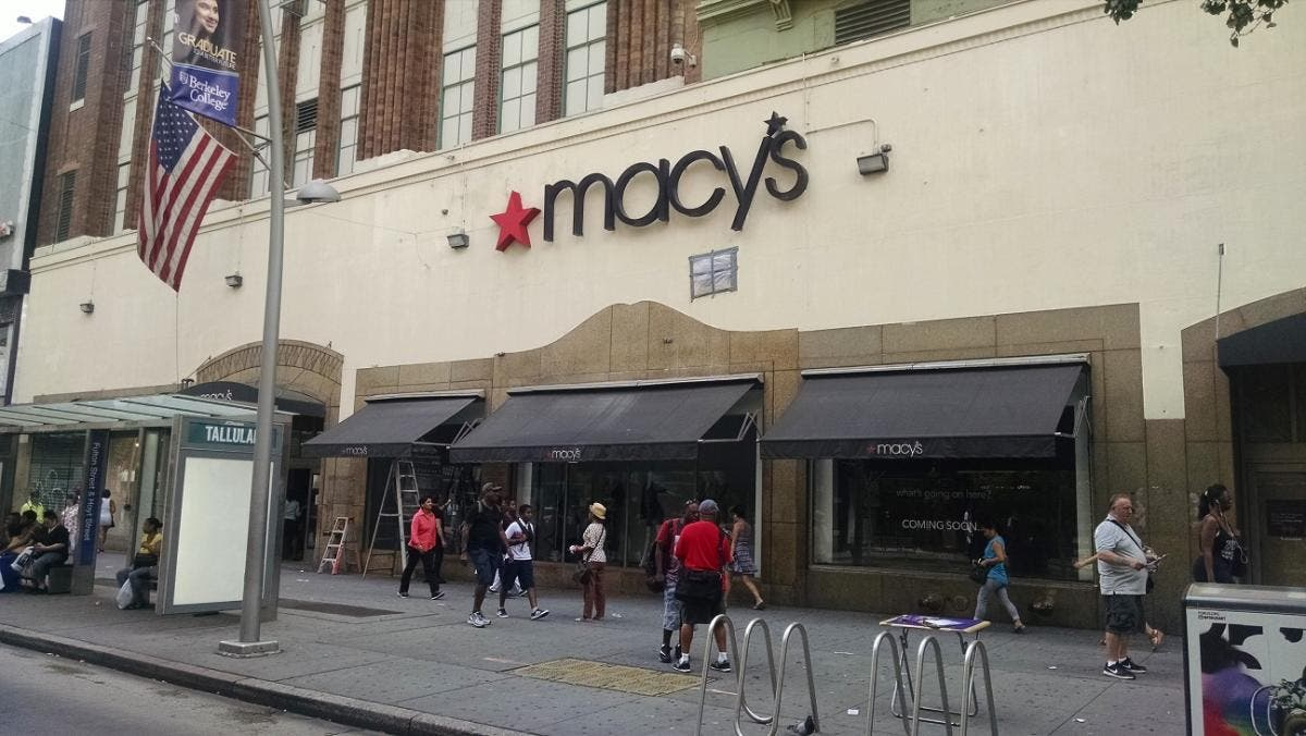 Macy S Is Closing 100 Department Stores Is Its Downtown Brooklyn Location Among Them Fort Greene Ny Patch