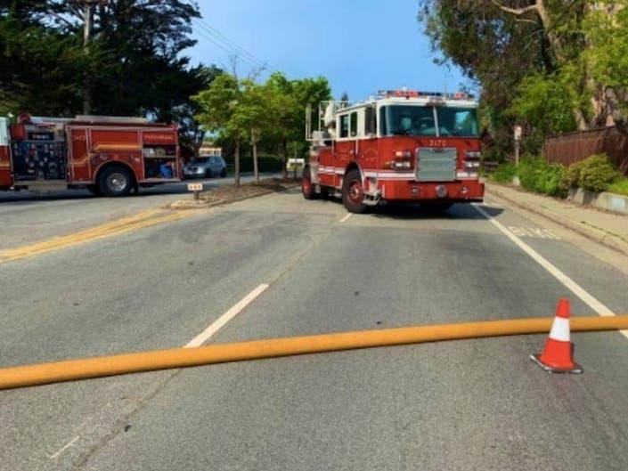 Wall Heater Blamed For Santa Cruz Co. House Fire