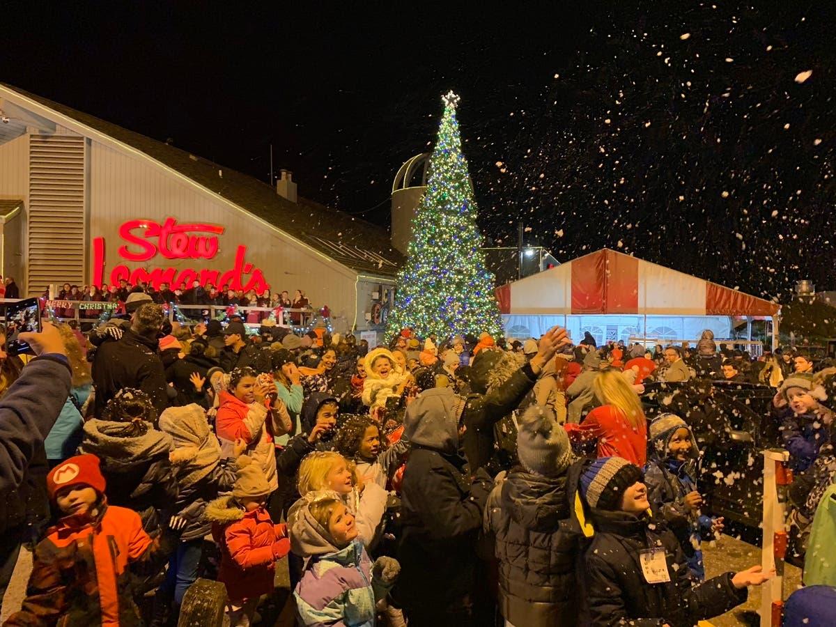 Stew Leonards Christmas Trees 2020 Stew Leonard's Hosts 2018 Christmas Tree Lighting In Norwalk