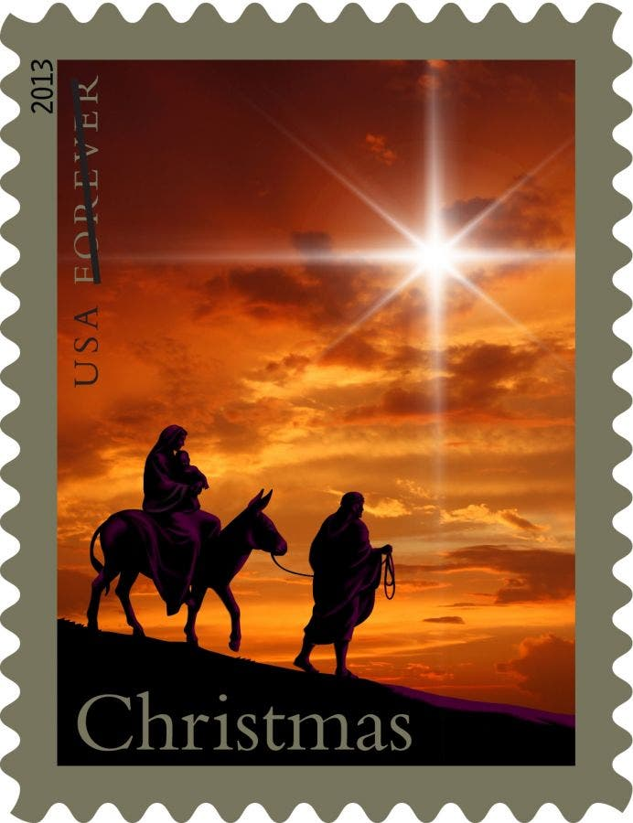 Usps Christmas Stamps.Stamps Celebrating Christmas Diwali Hanukkah And More For